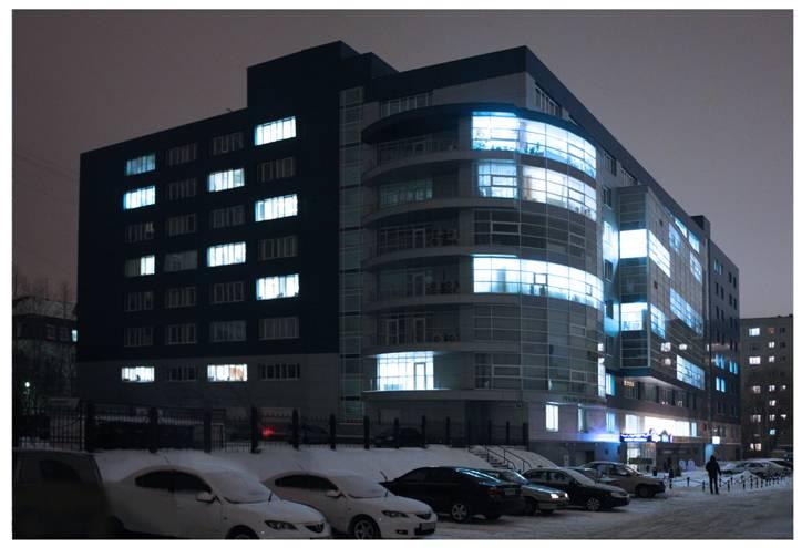 Проектирование Уральского центра Б.Н. Ельцина