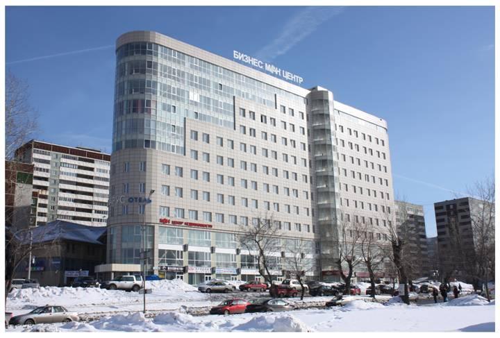 Проектирование БизнесМАН центра